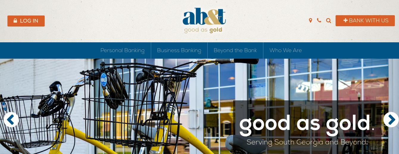 AB T Bank Logo