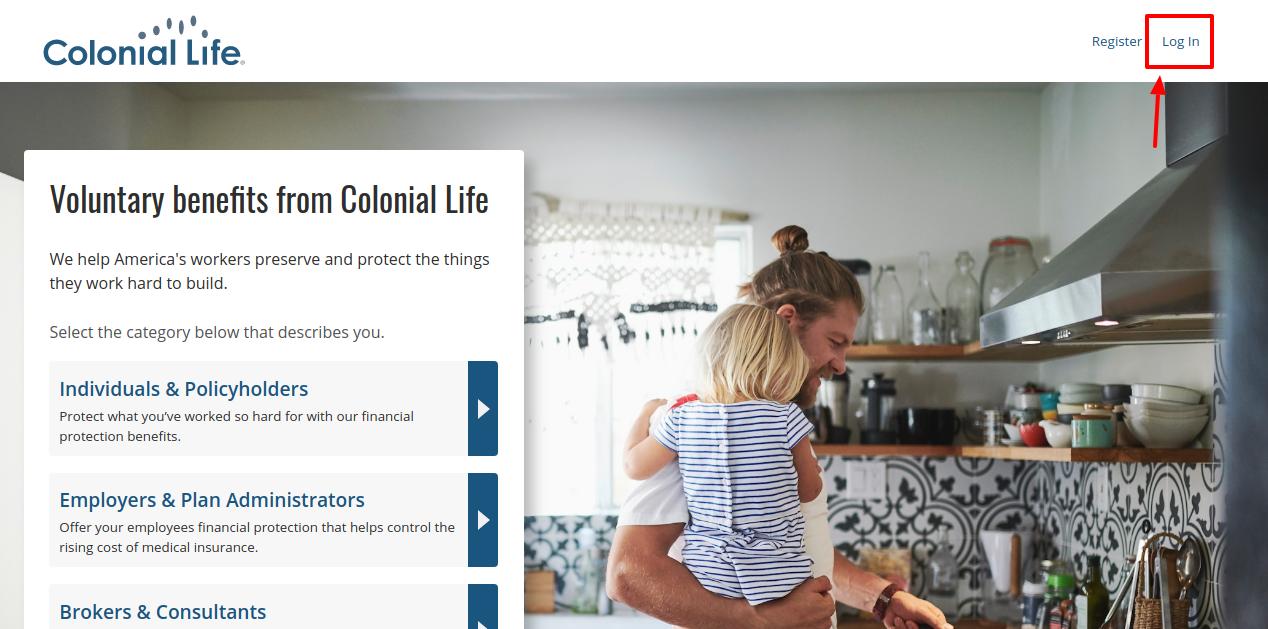 Colonial Life Insurance Login