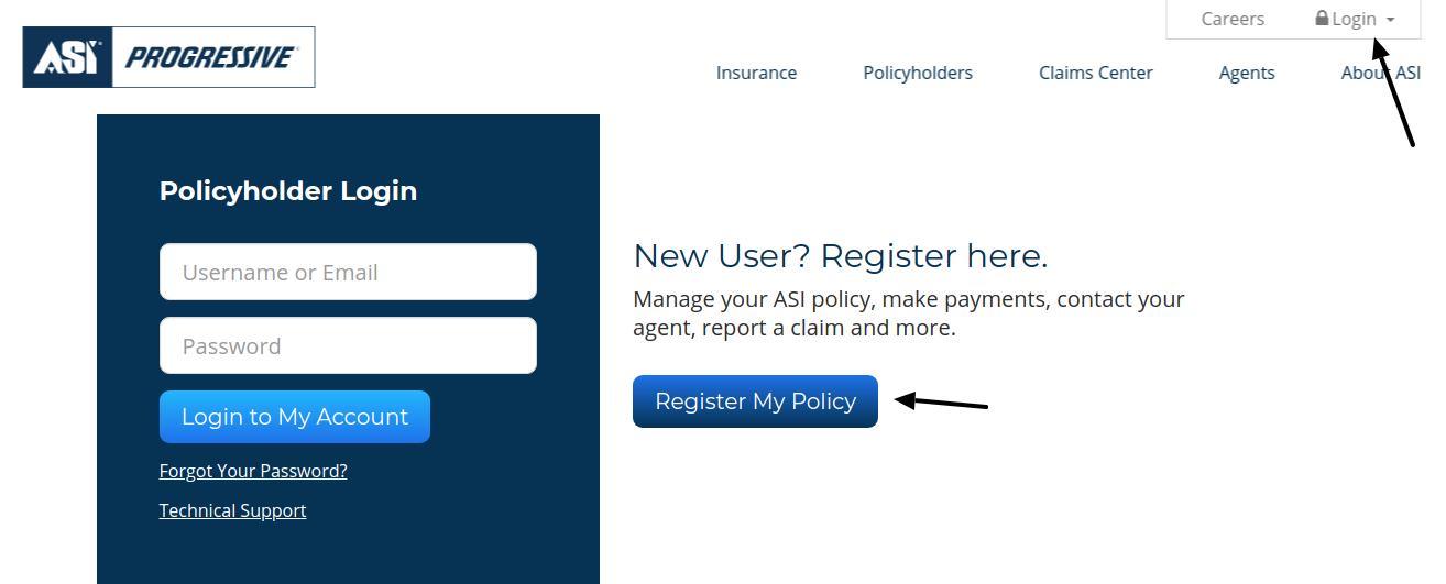 American Strategic Insurance Register
