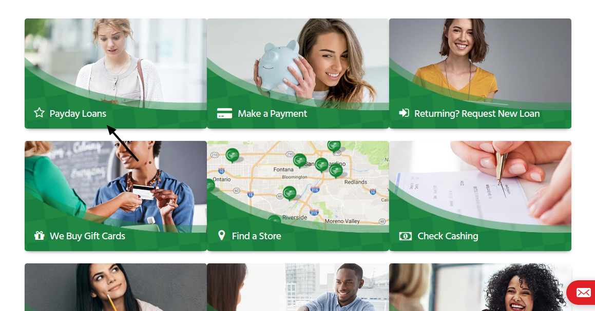 Cashback Payday Loan