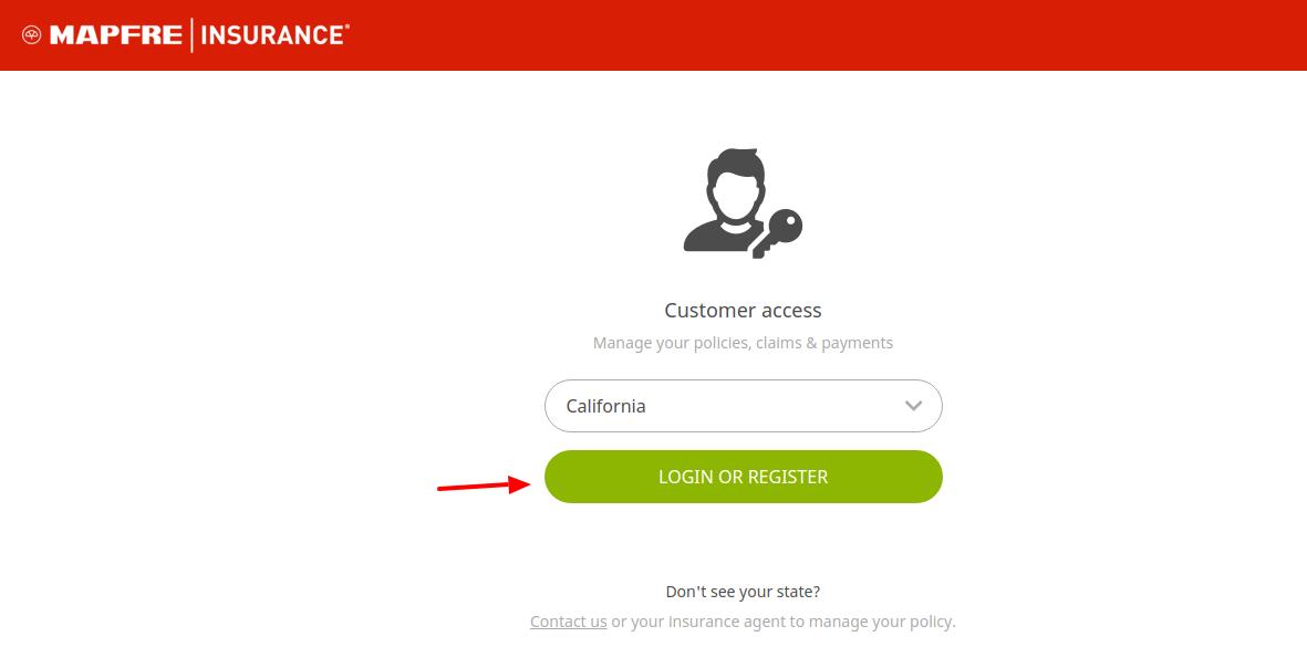 MAPFRE - Customer Access