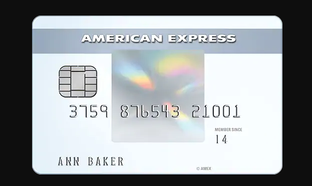 American Express EveryDay Credit Card Logo
