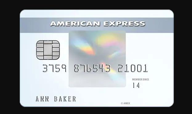 American Express EveryDay Credit Card Logo