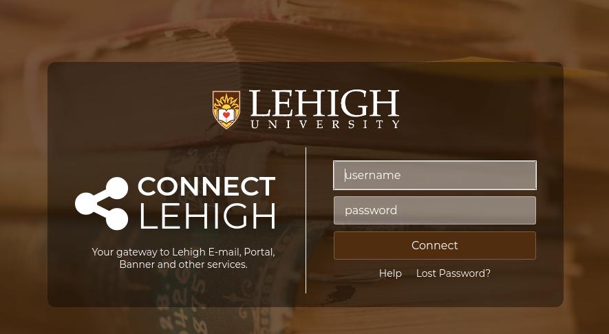Lehigh Login