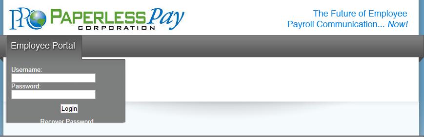 Paperless pay Estub