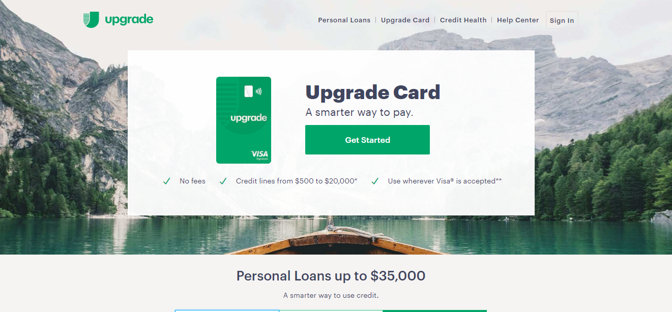 SaveWithUpgrade Loan