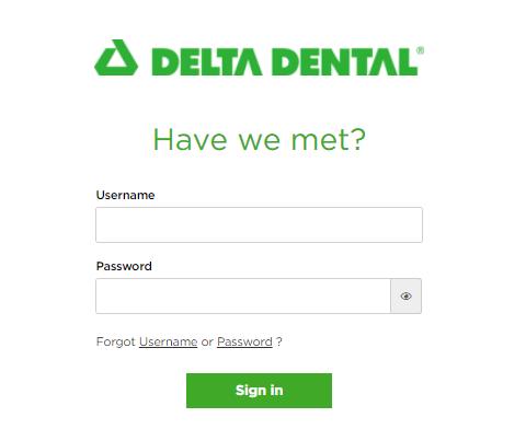 delta dental of colorado provider login