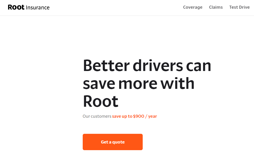 Root-Insurance Accout