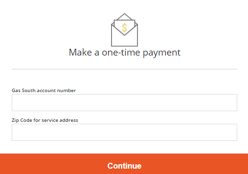 Gas South Online Bill Pay