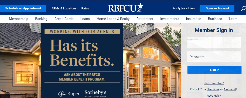 Randolph Brooks Credit Union Login