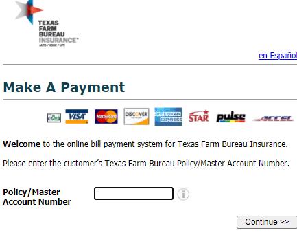 Texas Farm Bureau Insurance Login